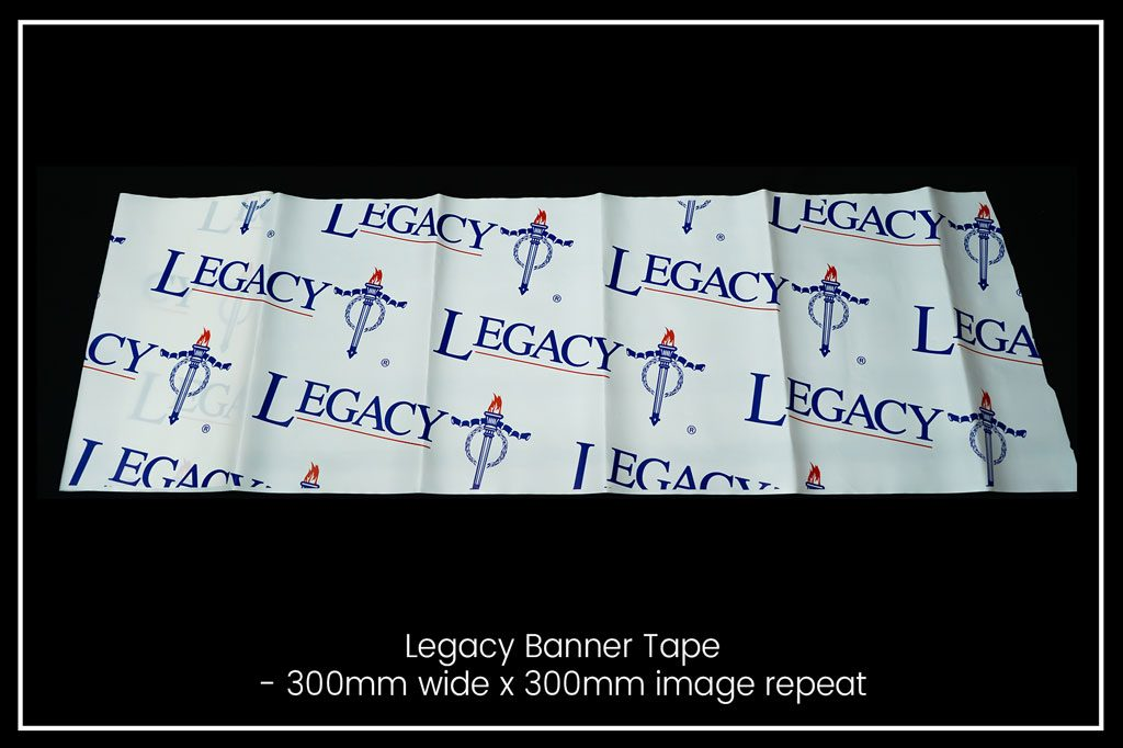 Banner Tape - Legacy